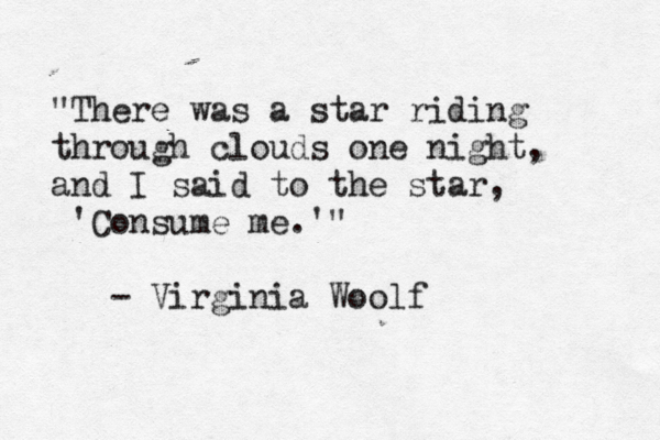 A Room Of One S Own By Virginia Woolf Quotes